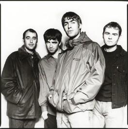 Oasis, by Chris Floyd, 10 September 1995 - NPG x76679 - © Chris Floyd