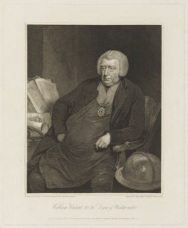 William Vincent, by Henry Meyer, published by  Rudolph Ackermann, after  William Owen - NPG D18736