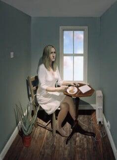 J.K. Rowling, by Stuart Pearson Wright, 2005 - NPG 6723 - © National Portrait Gallery, London