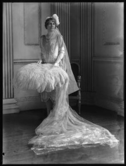 Margaret Emma (née Reiner), Lady Ebbisham, by Bassano Ltd, 19 May 1927 - NPG x124036 - © National Portrait Gallery, London