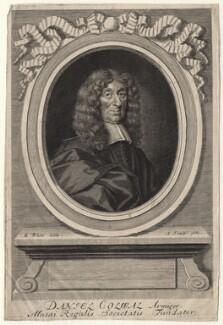 Daniel Colwall, by Robert White - NPG D16201