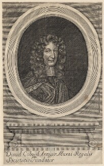 Daniel Colwall, after Unknown artist - NPG D16203