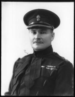 Bernard Cyril Freyberg, 1st Baron Freyberg, by Bassano Ltd, 30 September 1927 - NPG x124056 - © National Portrait Gallery, London
