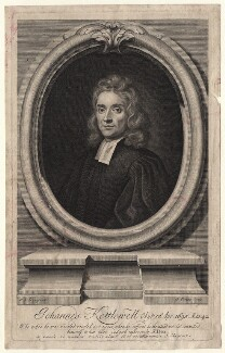 John Kettlewell, by George Vertue, after  Henry Tilson, published 1719 - NPG D16208 - © National Portrait Gallery, London