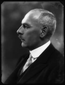 Sir Henry Robert Conway Dobbs, by Bassano Ltd - NPG x124087