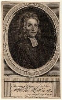 John Kettlewell, by Michael Vandergucht, after  Henry Tilson, published 1718 - NPG D16210 - © National Portrait Gallery, London