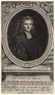 John Kettlewell, by Michael Vandergucht, after  Henry Tilson - NPG D16211