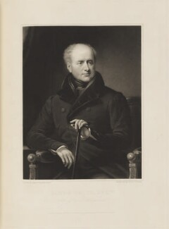 James Smith, by Henry Cousins, published by  Marseille Middleton Holloway, after  James Lonsdale - NPG D18786
