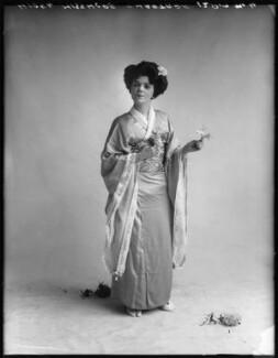 Hope Charteris as Aki San in 'The Mousmé' (The Maids in Japan), by Bassano Ltd - NPG x102052