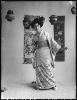 Hope Charteris as Aki San in 'The Mousmé' (The Maids in Japan), by Bassano Ltd - NPG x102054