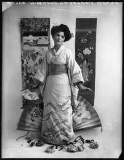 Hope Charteris as Aki San in 'The Mousmé' (The Maids in Japan), by Bassano Ltd - NPG x102058