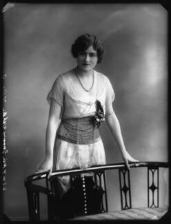 Emmy Wehlen, by Bassano Ltd - NPG x102171