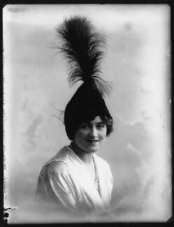 Emmy Wehlen (Maison Lewis), by Bassano Ltd - NPG x102177
