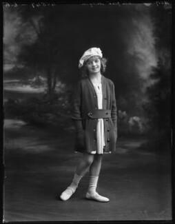Joan Morgan, by Bassano Ltd - NPG x102144