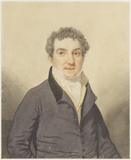 John Braham, by Samuel De Wilde - NPG D18793