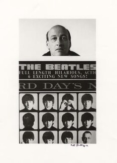 Richard Lester, by Brett Hambling - NPG x26021