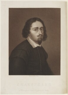 William Shakespeare, by Robert Cooper - NPG D18819