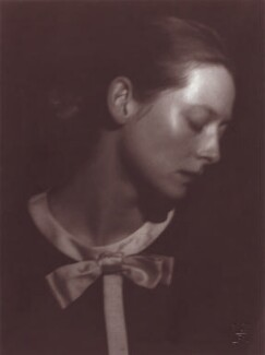 Tilda Swinton, by James F. Hunkin - NPG x36297