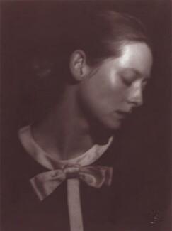 Tilda Swinton, by James F. Hunkin - NPG x36297