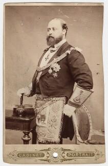 King Edward VII, by (Octavius) Charles Watkins - NPG x126365
