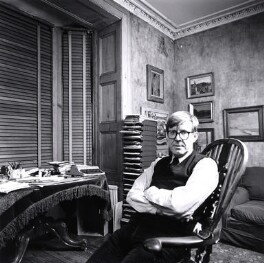 Alan Bennett, by Stephen Hyde - NPG x27755