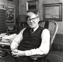 Alan Bennett, by Stephen Hyde - NPG x27441