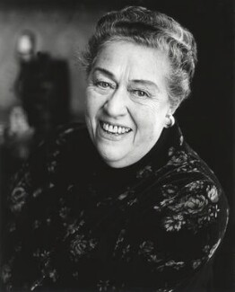 Peggy Mount, by Stephen Hyde - NPG x24941