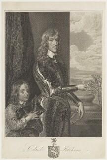 John Hutchinson, by James Neagle - NPG D18829