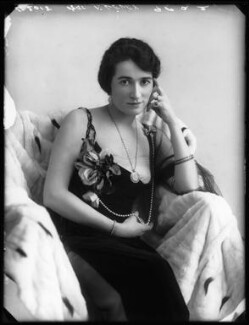 Ethel Levey, by Bassano Ltd - NPG x102231