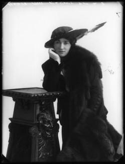 Ethel Levey, by Bassano Ltd - NPG x102232
