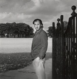 Pete Townshend, by Stephen Hyde, June 1984 - NPG x27438 - © Stephen Hyde / National Portrait Gallery, London