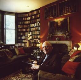 Arthur George Weidenfeld, Baron Weidenfeld, by Stephen Hyde - NPG x76328
