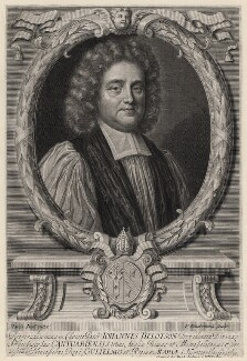 John Tillotson, by Peter Vanderbank (Vandrebanc), after  Mary Beale - NPG D16231