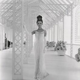 Audrey Hepburn, by Cecil Beaton - NPG x126377