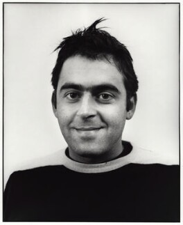 Ronnie O'Sullivan, by Nigel Spalding - NPG x126381