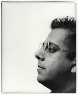 Simon Singh, by Nigel Spalding - NPG x126385