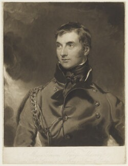 Sir George Murray, by Henry Meyer, after  Sir Thomas Lawrence - NPG D18855