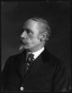Walter Crane, by Bassano Ltd, 13 April 1911 - NPG x102340 - © National Portrait Gallery, London