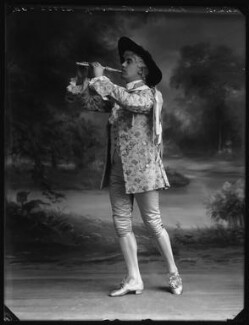 Leicester Tunks as Strephon in 'Iolanthe', by Bassano Ltd - NPG x80554