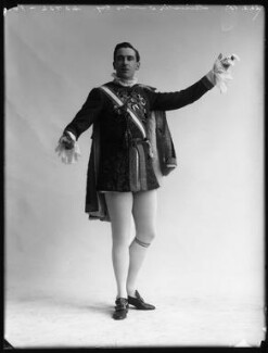 Leicester Tunks as Giuseppe in 'The Gondoliers', by Bassano Ltd - NPG x80557