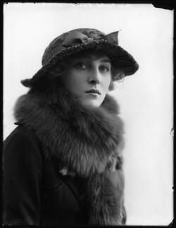 Isobel Elsom (Isobel Reed), by Bassano Ltd - NPG x102381