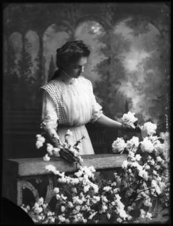 Hon. Edith Victoria Blanche Westmacott (née Winn), by Bassano Ltd - NPG x102382