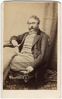 Sir William Arthur White, by John Johnstone - NPG x8355