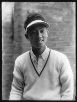 Yoshiro Ohta, by Bassano Ltd, 1927 - NPG x124103 - © National Portrait Gallery, London