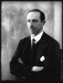 Robert Arthur James Gascoyne-Cecil, 5th Marquess of Salisbury, by Bassano Ltd - NPG x124114