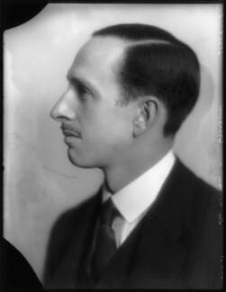 Robert Arthur James Gascoyne-Cecil, 5th Marquess of Salisbury, by Bassano Ltd - NPG x124115