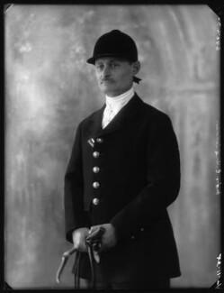 Edward Anthony Fielden, by Bassano Ltd - NPG x124123