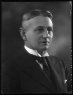 John Lloyd Price, by Bassano Ltd - NPG x124154