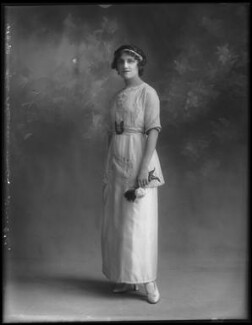 Blanche Tomlin, by Bassano Ltd - NPG x102246