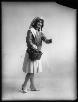 Ella Retford (Elinor Maud Dawe, née Flanagan), by Bassano Ltd - NPG x102402
